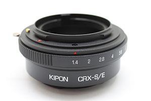 KIPON マウントアダプター CRX-S/E