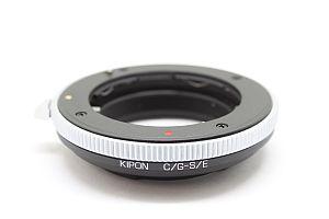 KIPON マウントアダプター C/G-S/E
