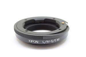 KIPON マウントアダプター L/M-S/E/M