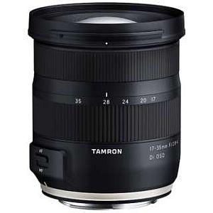 タムロン 17-35mm F2.8-4 Di OSD (キャノンEFマウント) Model A037