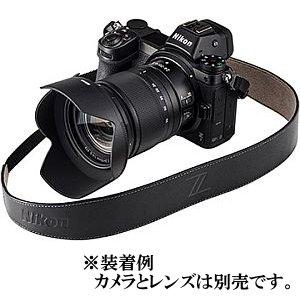 ニコン Nikon Z シリーズ用カーブドレザーストラップ