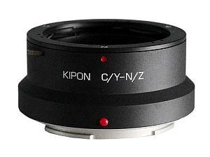 KIPON マウントアダプター Contax-NIK Z