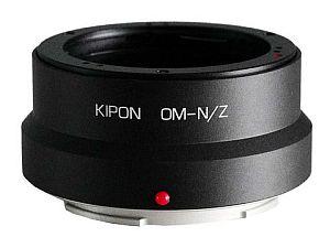 KIPON マウントアダプター OM-NIK Z