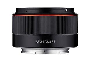 サムヤン AF 24mm F2.8 FE (ソニーEマウント/フルサイズ対応)