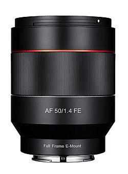 サムヤン AF 50mm F1.4 FE (ソニーEマウント/フルサイズ対応)