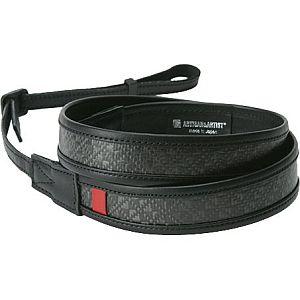 アルティザン&アーティスト カメラストラップ ACAM-601 BLK <カーボンファイバーストラップ 西陣織り>