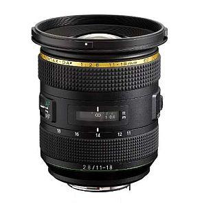 ペンタックス HD PENTAX-DA★11-18mm F2.8 ED DC AW