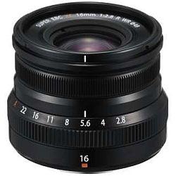 富士フィルム XF16mm F2.8 R WR (ブラック)