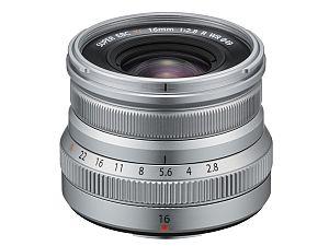 富士フィルム XF16mm F2.8 R WR (シルバー)