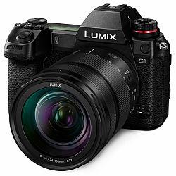 パナソニック LUMIX S1 標準ズームレンズキット DC-S1M-K