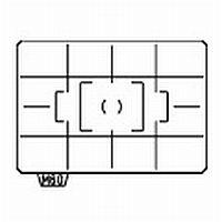 ペンタックス フォーカシングスクリーン ML-60 (AF分割マット)