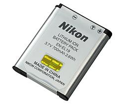 ニコン Li-ionリチャージャブルバッテリー EN-EL19