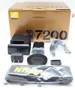 ニコン D7200