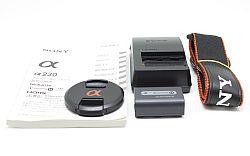 ソニー α230 + DT 18-55mm F3.5-5.6 SAM