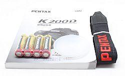 ペンタックス K200D