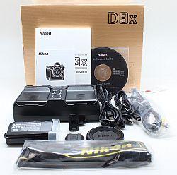 ニコン D3X
