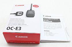 キャノン オフカメラシューコード OC-E3