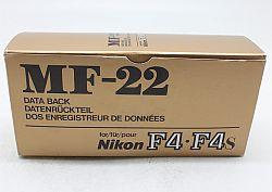 ニコン データバック MF-22