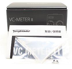 フォクトレンダー VCメーターII + フォクトレンダー 15mmビューファインダー
