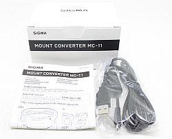 シグマ マウントコンバーター MC-11 (CANON EF-E mount)