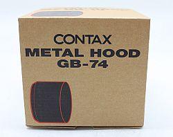 コンタックス メタルフード GB-74