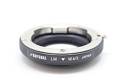 K&Fコンセプト マウントアダプター L/M-NEX