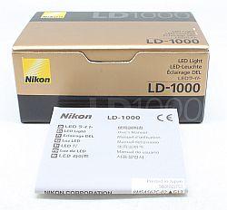 ニコン LEDライト LD-1000 (ホワイト)