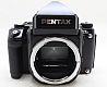 ペンタックス 67II + SMCペンタックス67 90mmF2.8 (AEペンタプリズムファインダー67II)